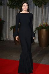 Monica Bellucci wears Azzedine Alaia - 2015 British Academy Film Awards