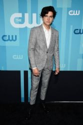 Cole Sprouse : 2017 CW Upfront