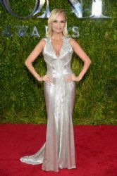 Kristin Chenoweth wears Zac Posen - 2015 Tony Awards