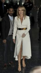 Amanda Holden wears Samuel Dougal - Britain's Got Talent Manchester Auditions