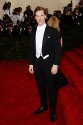 Benedict Cumberbatch: Red Carpet Arrivals at the Met Gala