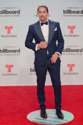 Jonathan Islas: Billboard Latin Music Awards - Arrivals
