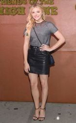 Chloë Moretz - 5th Annual Coach and Friends of the High Line Summer Party
