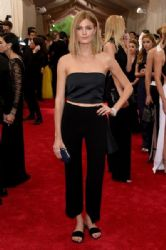 Constance Jablonski: 'China: Through The Looking Glass' Costume Institute Benefit Gala
