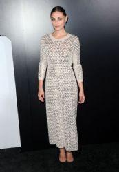 Phoebe Tonkin: Chanel Dinner Celebrating L'Eau With Lily-Rose Depp, Los Angeles, CA - Arrivals