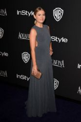 Elisha Cuthbert: InStyle And Warner Bros. Golden Globes 2015 Party