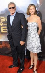 Harrison Ford With Calista Flockhart