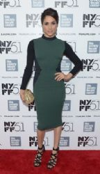 Meghan Markle wears Victoria Beckham - 51st New York Film Festival Gala Tribute