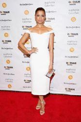 Gugu Mbatha Raw wears Calvin Klein - 2014 Annual Gotham Independent Film Awards