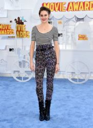 Shailene Woodley: The 2015 MTV Movie Awards