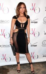 Jennifer Lopez at her Birthday celebration at the1OAK Southampton nightclub in Southampton City