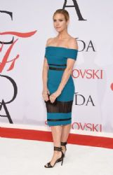 Brittany Snow wears Rachel Roy - The 2015 CFDA Awards