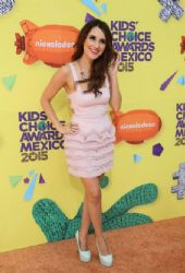 Dulce Maria:  Nickelodeon Kids' Choice Awards Mexico 2015