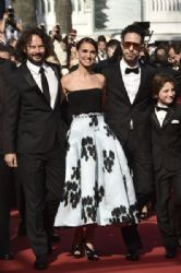Natalie Portman: attend the Premiere of