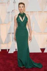 Scarlett Johansson: 87th Annual Academy Awards 2015