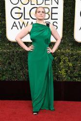 Anna Chlumsky: 74th Annual Golden Globe Awards - Arrivals