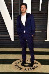 Orlando Bloom: Elton John AIDS Foundation Oscars 2015 Viewing Party