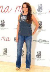 Penélope Cruz: movie launch