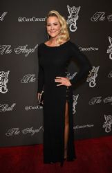 Brittany Daniel attends Angel Ball 2014