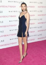 Gigi Hadid Hosts Maybelline New York celebration of their latest collection at The Line Hotel