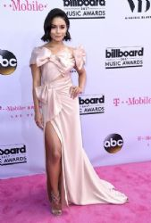 Vanessa Hudgens in Marchesa Dress : 2017 Billboard Music Awards