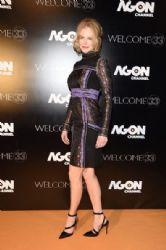 Nicole Kidman wears Prada - Agon Channel Launch Party