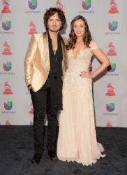Tommy Torres and Karla Monroig: Latin Grammy Awards 2013