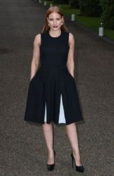 Jessica Chastain - Vogue & Ralph Lauren Wimbledon Party