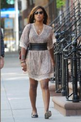 Eve in NYC September 1, 2011