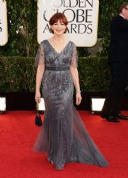 Frances Fisher 70th Annual Golden Globe Awards