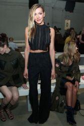 Katie Cassidy: TRESemme at Marissa Webb SS17 Runway Show