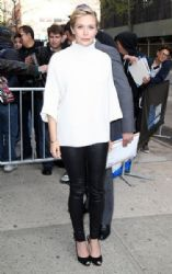 Elizabeth Olsen: at 'The Daily Show' in New York City