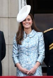 Catherine, Duchess of Cambridge : Trooping The Colour