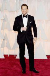 Chris Pratt: 87th Annual Academy Awards 2015