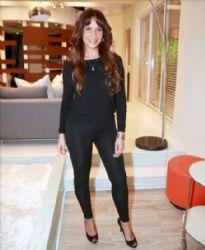 Lorena Rojas: press conference