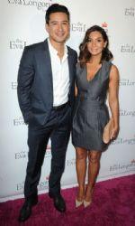 Mario Lopez and Courtney Mazza: Eva Longoria Foundation Dinner