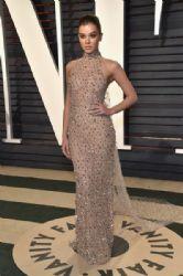 Hailee Steinfeld: 2017 Vanity Fair Oscar Party Hosted By Graydon Carter - Arrivals