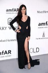 Adriana Lima : amfAR's 22nd Cinema Against AIDS Gala