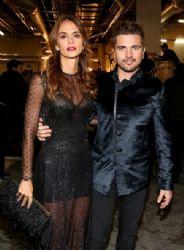 Juanes and Karen Martínez: Latin Grammy Awards 2013