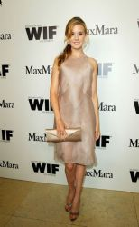 Maggie Grace: at the Women in Film Face of the Future Cocktail Party