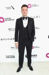 JC Chasez: 24th Annual Elton John AIDS Foundation's Oscar Viewing Party - Red Carpet