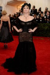 Kate Upton: Red Carpet Arrivals at the Met Gala 2014