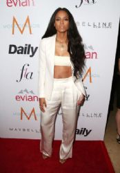 Ciara wears Calvin Klein - The Daily Front Row Fashion Los Angeles Awards