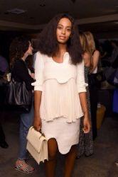 Solange Knowles wears Tata Naka - The Ad Oasis