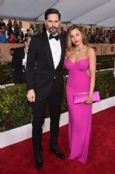 Sofia Vergara and Joe Manganiello: 22nd Annual Screen Actors Guild Awards - Red Carpet