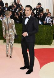 Colin Farrell: 'Manus x Machina: Fashion In An Age of Technology' Costume Institute Gala - Arrivals