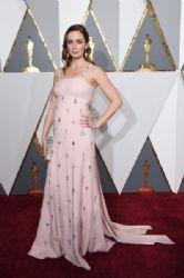 Emily Blunt wears Prada dress : 88th Annual Academy Awards