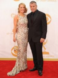 Matt LeBlanc and Andrea Anders: Primetime Emmy Awards 2013
