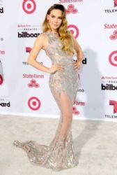 Belinda: 2015 Billboard Latin Music Awards