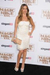 Sofia Vergara - Magic Mike XXL Hollywood Premiere